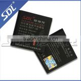 High capacity business mobile phone battery for Lenovo bl209 nokia 1600 Sony HTC Samsung battery making factory