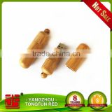 Custom Logo 1gb to 64gb Bamboo Wood Flash Drive USB 2.0 for Corporate Gifts Made in China