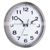 Fashion Wall Clock Modern Style Wall Metal Clock Art Acrylic Decoration Stainless Steel Iron Design Wall