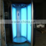 2016 new product body care vertical solarium tanning machine