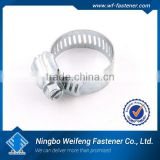 china clip manufacturers & suppliers carbon steel /stainless steel worm drive hose clamp Alibaba zinc plated Hose Clamp
