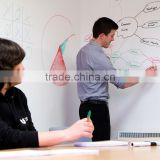 High Quality 45x200cm Whiteboard Wall Sticker Removable Vinyl Sticker Decal with One Free Pen