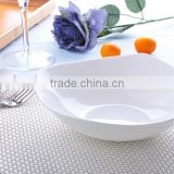 Dishwasher and microwave safe 7 inch ceramic bowl deep bowl ceramic soup bowl ceramic salad bowl