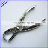 high quality hand hold metal pliers staple remover