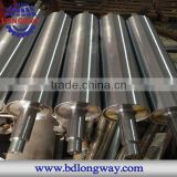 manufacture machining steel roller,spare parts for wheel loader, road roller, truck crane