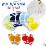 2014 New arrive Hot sale Fashion Various Colors Cotton sock For Baby Girl/Lovely design Knitted leg warmers for kids