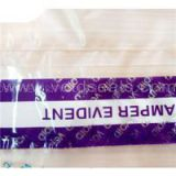 Tamper Evident Bag Tapes