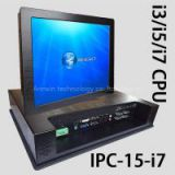 15 inch i7 industrial all in one panel pc