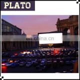 Giant inflatable screen outdoor advertising movie screen