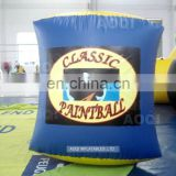 latest inflatable paintball bunkers