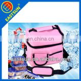 water proof Nylon oxford with Aluminum foil ice bag cooler bag