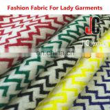 B2788JC polyester spandex knit wholesale jacquard fabric price per meter