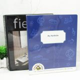China factory wholesale box file custom lever arch box file for stationery