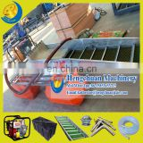 Chinese Gold Supplier Small Scale Portable Mini Dredge for Sale