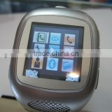 V3 Unlocked GSM Mobile Watch Phone Touch Screen MP3 watch mobile phone,quad band watch cell phone V3
