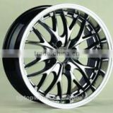 16 inches wheel rim /alloy wheel for car fit for BMW/china wheel rims