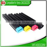 compatible toner for Xerox DocuColor 240/242/250/252/260
