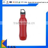 Logo branded promotional stainless steel water bottle stainless steel sport bottle