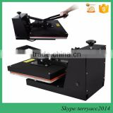 "NEW Heat Press Transfer T Shirt Sublimation Machine Digital Clamshell 15"" x 15"""