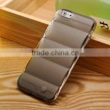 Alibaba wholesale for Iphone 6 portable transparent silicone TPU case for mobile phone 4.7                                                                         Quality Choice