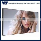 YGB-80 High Quality Wall mounted Aluminum Led Fabric Light Box,Backlit Light Box For Advertising
