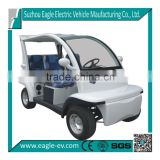 4 seats battery powered 4 wheel mini electric personal transport vehicle                                                                         Quality Choice