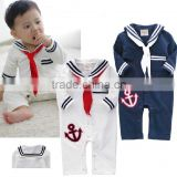 Infant Toddler Clothing Romper For Boys 0-2years Wholesale Customized Children Clothing Boy Brand Baby Rompers