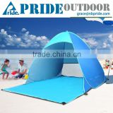 Camping Outdoor Tent Shelter Automatic Beach Anti-UV Fishing Ultra Light Umbrella Pop Up Tent                                                                         Quality Choice