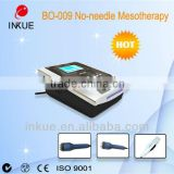 2015 newest no needle mesotherapy machine,portable needle free electroporation mesotherapy beauty machine