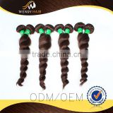Loose Wave 7a mink brazilian hair with high quality