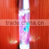 bubble fish lamp,mini water bubble fish lamp(H:50CM acrylic tube OD:8CM)