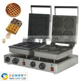 Automatic electric cone cake making machine baker for sale (SUNRRY SY-WM55C)                                                                         Quality Choice