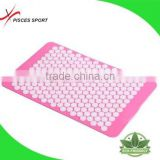rectangle plastic spike mat and pillow