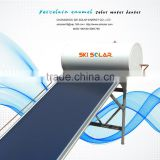 home solar systems solar water heater jacketed solar panel electronics
