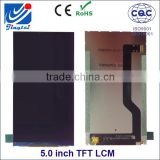 5 inch paper thin lcd display module 720x1280 dots IPS MIPI interface with HX8394F without touch screen TFT panel