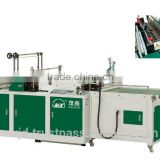 Automatic 2 Lines T-shirt , cloth, plastic bag making machine for sale