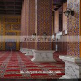Mosque Carpet, Mosque Prayer Carpet, Praying Room Masjid Carpet WH-3