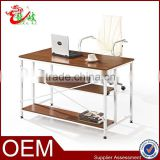 china supplier 3 layers design mini computer desk melamine laptop table C05                                                                         Quality Choice