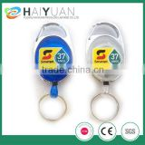 Customized retractable yoyo badge reel lanyard                                                                         Quality Choice