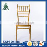 wholesale metal golden tiffany chairs chiavari chairs for sale                                                                         Quality Choice
