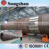 LWA clay; shale; coal ash; fly ash lightweight aggregate production line equipment