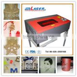 Laser Engraving Machine Laser Cutting Machine for wood/orgnic glass/crystal/acylic/mdf/paper/leather/cloth/abs board