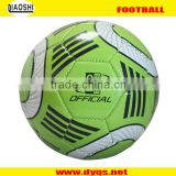 2016 NEW Machine-sewing kids pvc soft bubble high quality football