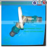 high efficiency finger joint router bit for limestone processing-diamond finger bit for stone drilling