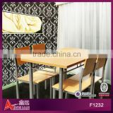 factory direct sell Middle East luxury and high quality dining room set furniture