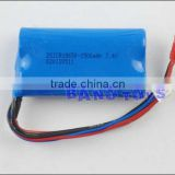 7.4V 1500mAh Battery for DH9117 DH9104 DH9053 DH9101 S903 F45 T23 T55 RC Helicopter Accessories