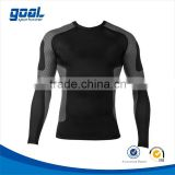 Wholesale high quality Custom sublimated lycra mma rash guard                                                                         Quality Choice