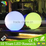 christmas waterproof glow light up mood magic RGB color changing hanging floating party garden beach swimming pool led ball