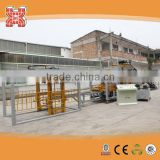 Automatic XQY10-50(QT10-15) concrete/cement block making machine by hydraulic pressure