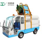 2016 new pure electric hook lift garbage truck for sale